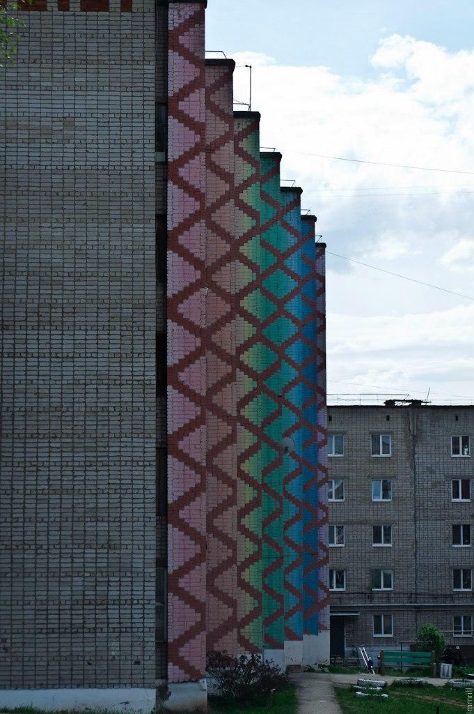 Арт-объекты в Кудымкаре