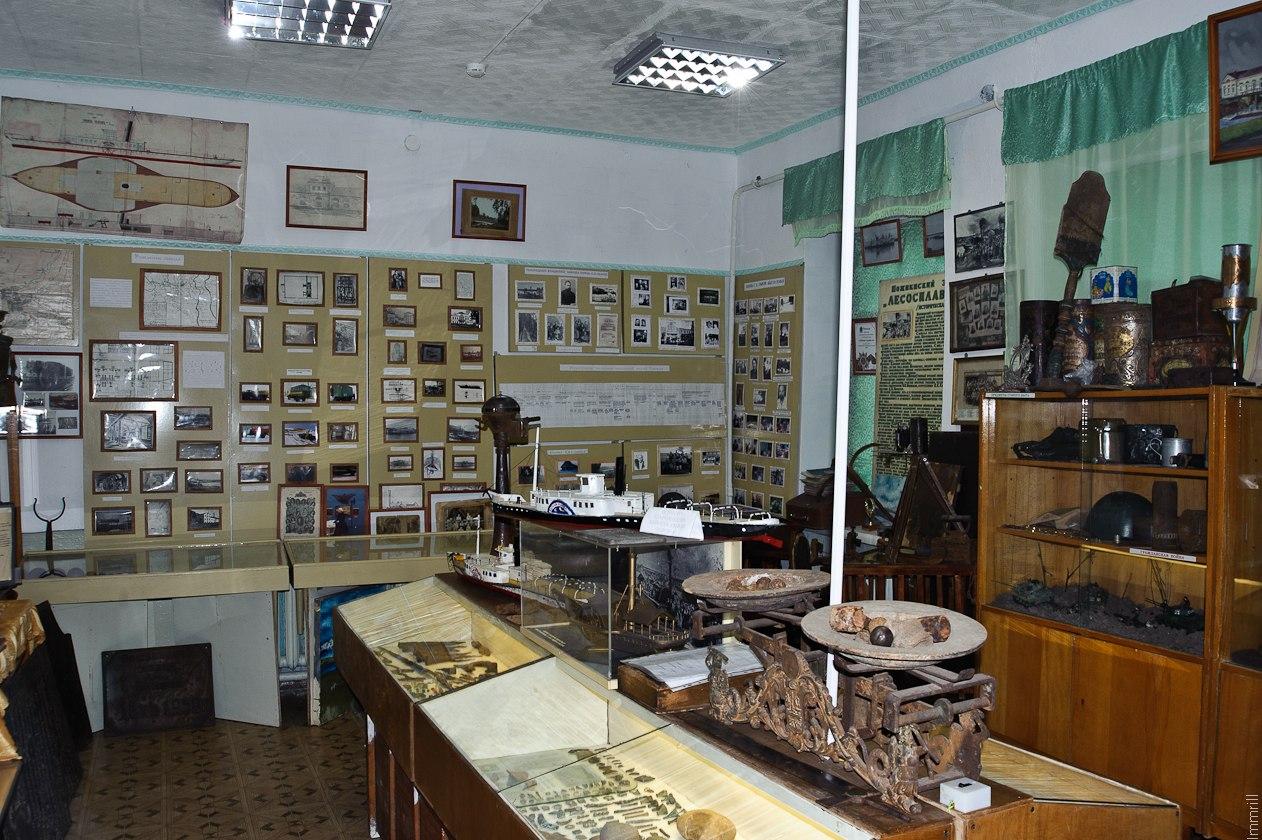 Пожвинский музей