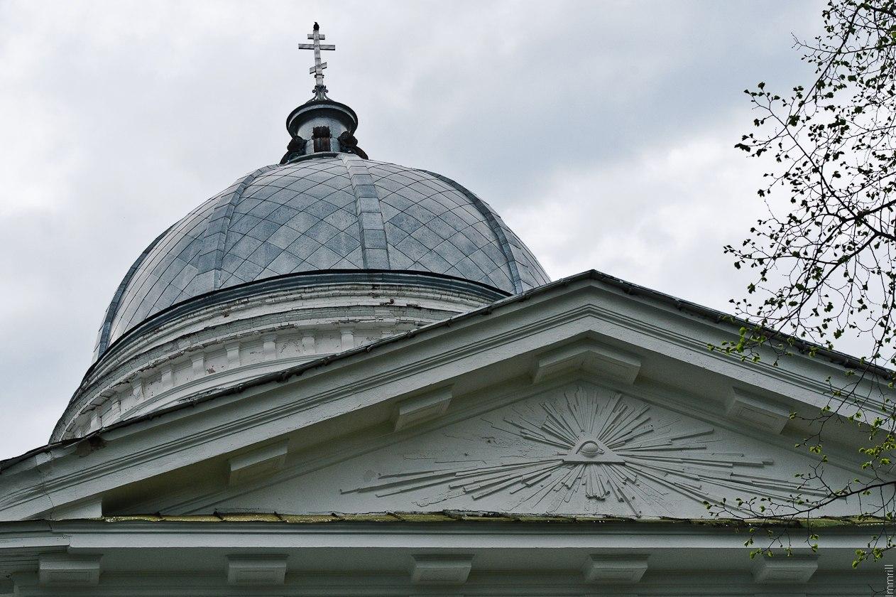 Церковь в Пожве