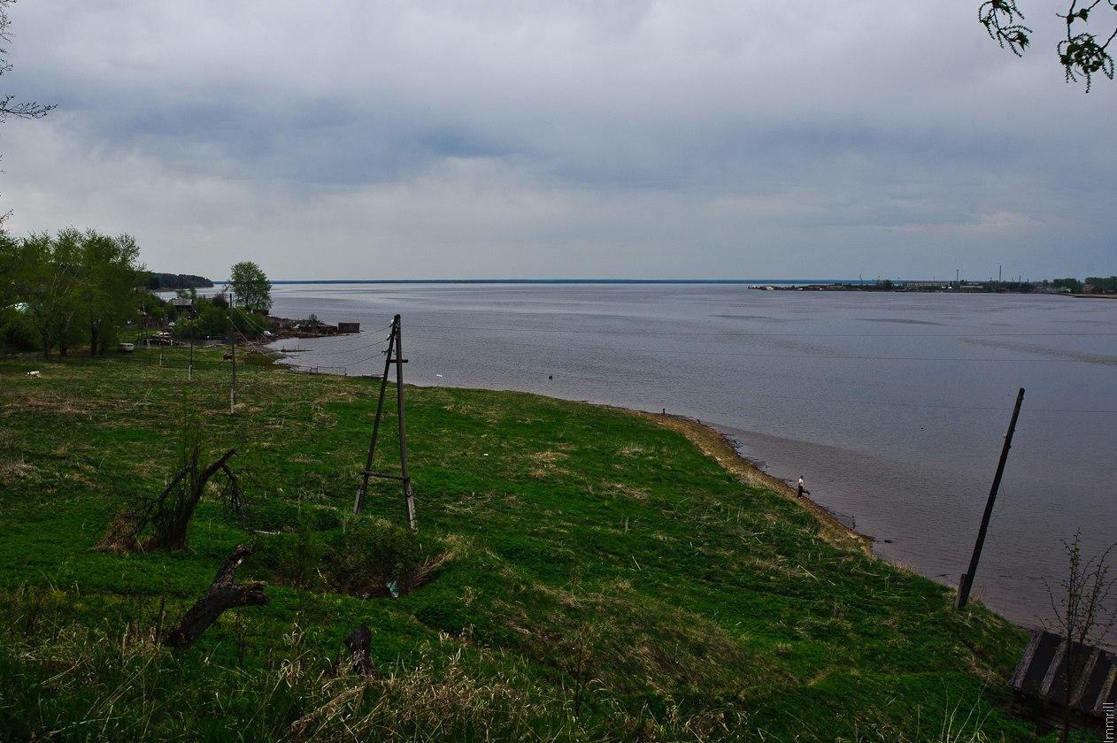 Пожвинский залив