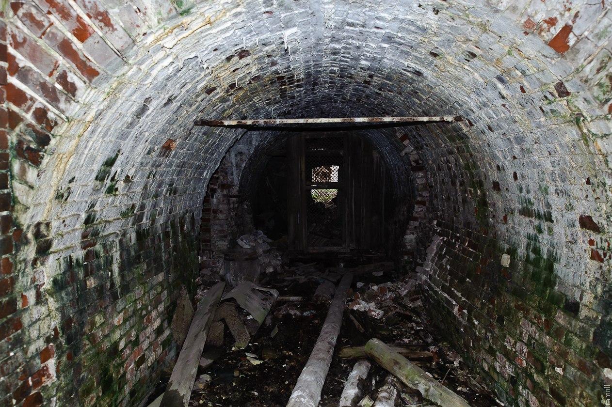 Таинственные подземелья в Пожве