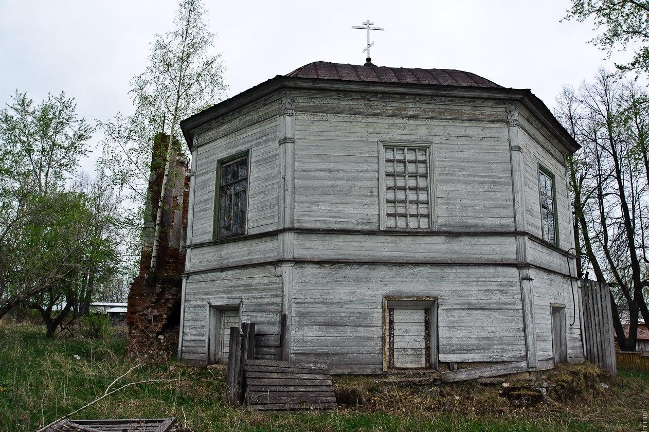 Церковь в Майкоре