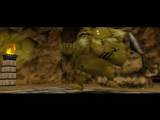 Legend of Zelda- Ocarina of Time - Darunia Dance (HD)