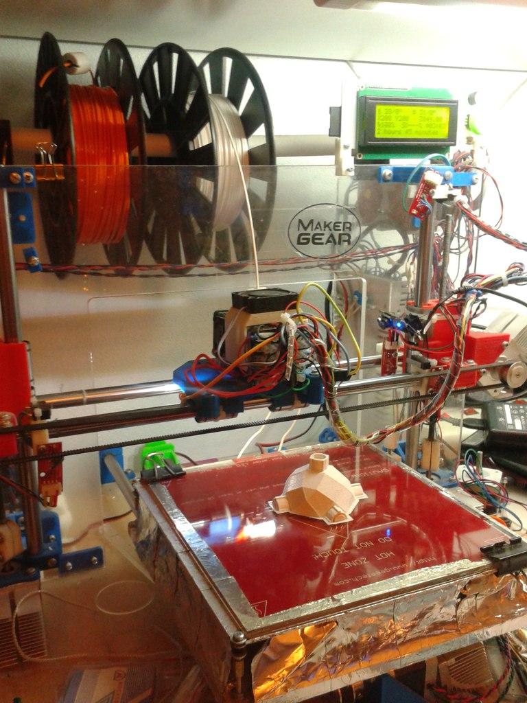 Современный вид принтера