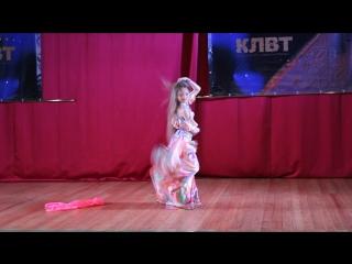 Лера Соколова - Королева Крыма 2015 - ракс шарки - школа восточного танца Тиара