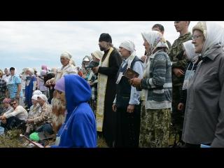 Крестный ход Барнаул - Коробейниково 2014 часть 3