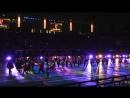 Оркестр полиции Рима из  Италии исполняет песню Тото Кутуньо Лашате ми кантаре