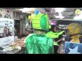 [jrokku] (VS) LEZARD - Dappi sentai tokagenjaa [Эпизод 8]