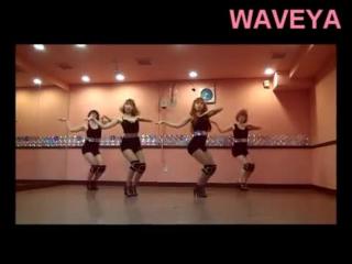 4minute 거울아 거울아 ★ Waveya korean dance team