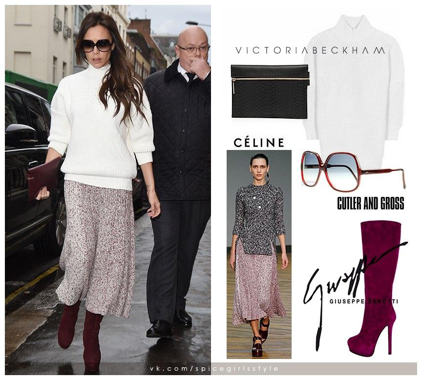 DenDen \u2022 View topic - Victoria Beckham Style