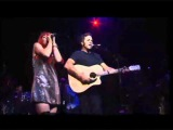 Frank Stallone ft Vanessa Amorosi - Never Gonna Give You Up, Live in Australia 2010
