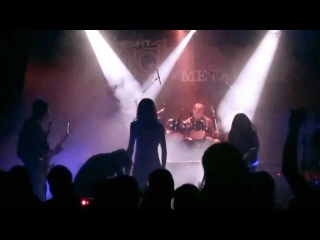 Psychonaut 4 - Serial Lier (Highland Metalfest 2012)