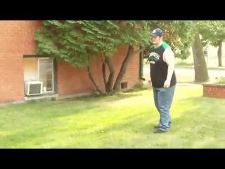 The Fat Magician - Trick No.1: Fake Kick And Vanishing Of A Ball