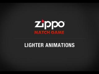 Zippo Match Game Animations