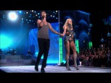 Maroon 5 Moves Like Jagger LIVE HD (Victoria's Secret Fashion Show 2011-Anne Vyalitsyna&ampAdam Levine)