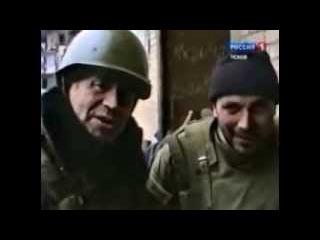 Киножурналист Валентин Янус заснял собственную смерть от пули чеченского снайпера