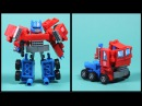 Kre-o Transformers Optimus Prime - Kreon Battle Changer Building Toy - Unboxing, Speed Build Play