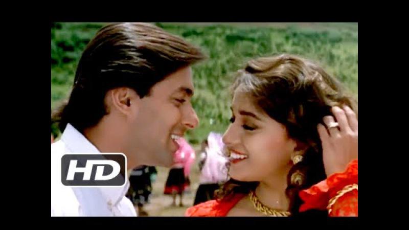 Yeh Mausam Ka Jaadu Hai Mitwa - Hum Aapke Hain Koun - Salman Khan Madhuri Dixit - Romantic Song