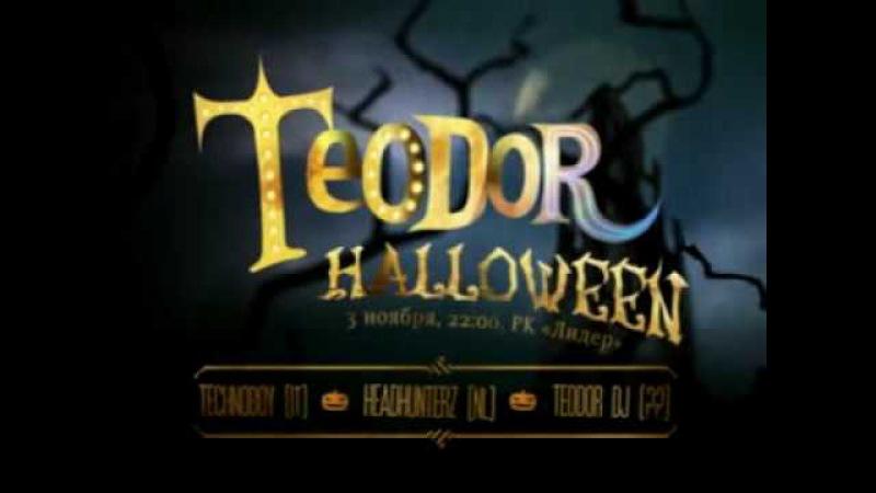 TEODOR HELLOWEEN HARDSTYLE