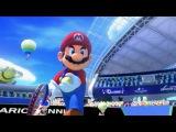 Mario Tennis Ultra Smash Trailer (Wii U)