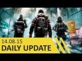 [DAILY UPDATE] №36 - The Division, Fallout Shelter, Warcraft 4, NFS