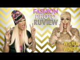 RuPaul's Drag Race Fashion Photo RuView with Raja and Raven - Season 7 Episode 4