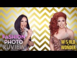 RuPaul's Drag Race Fashion Photo RuView with Raja and Raven - Season 7 Episode 3