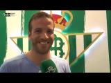 """Van der Vaart: """"Es un gran Club y tengo muchas ganas de empezar"""""""