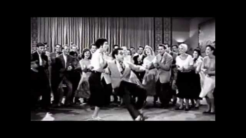 Real 1950s Rock Roll, Rockabilly dance from lindy hop !