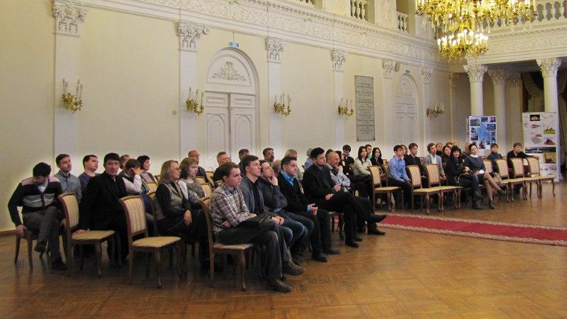 Выставка Союза Архитекторов России