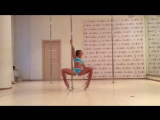Daria Che - Exotic Pole Dance!