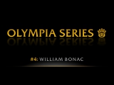 OLYMPIA SERIES_ William Bonac _ Pro BB World