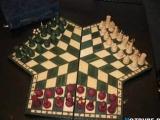 Шахматы...Игра. музыка Quadro Nuevo - Tango Gosselin
