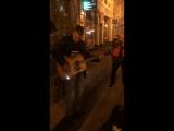 Ария-беспечный ангел #покровка#нижний новгород#веселуха#парень круто поёт