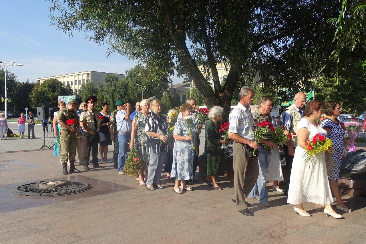 YhroLpqsxEU Благодатная память: Измаил отмечает День освобождения города от нацистских оккупантов