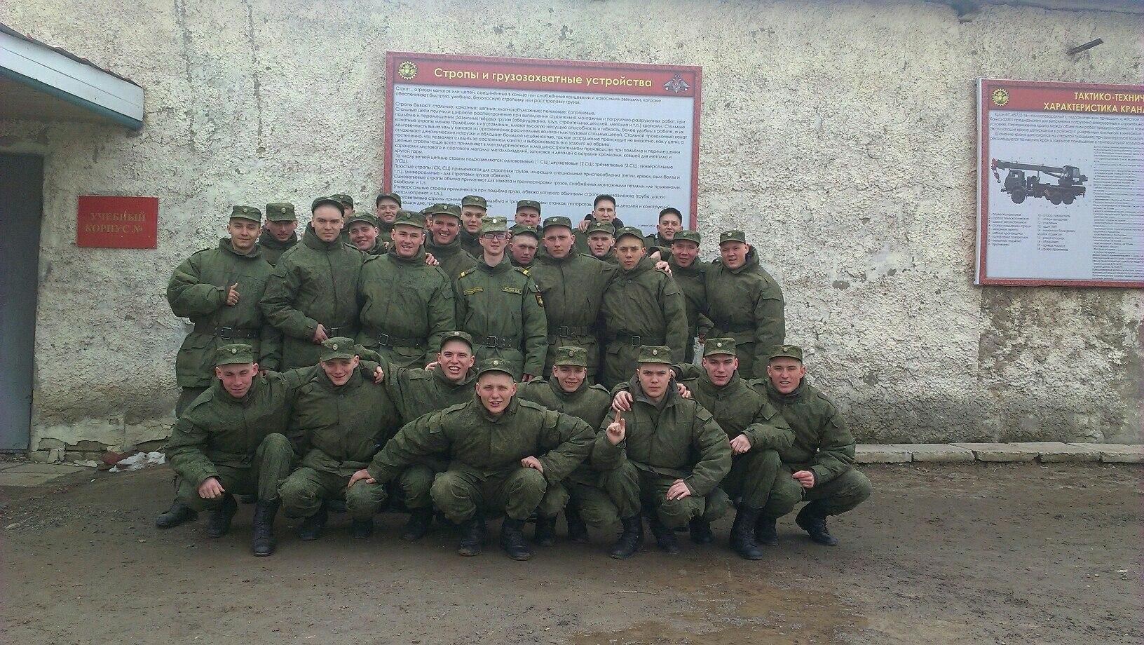 воинская часть 64120 кстово отзывы