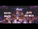 Majid Waydi VS Ruin Boy Mijo FINAL Fusion Concept 2015