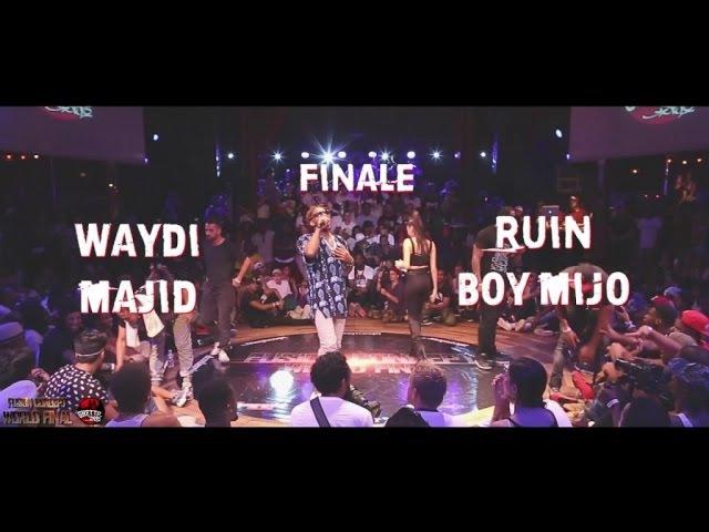 Majid Waydi VS Ruin Boy Mijo | FINAL - Fusion Concept 2015