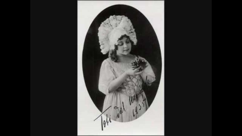 Toti Dal Monte, Ah, non credea mirarti, Bellini: La Sonnambula (rec. 1929)