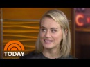 OITNB's Taylor Schilling Talks New Film 'Overnight' | TODAY