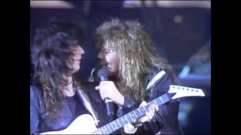 EUROPE The Final Countdown World Tour 1987 Live in London