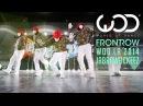 Jabbawockeez | FRONTROW | World of Dance WODLA '14