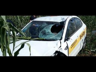 Таксист из Несвижа сбил пожилую велосипедистку, увёз в другой район и заявил об угоне авто