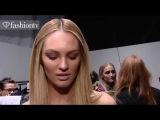 Model Talks (Fashion TV) Candice Swanepoel