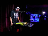 D.J. YELLA FROM N.W.A ON THE TURNTABLES (EXCLUSIVE)