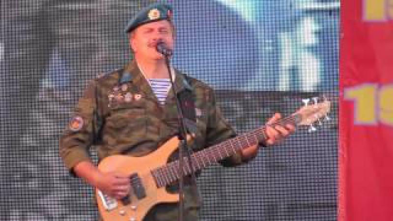 Голубые Береты на 9 мая 2013г Солнечногорск