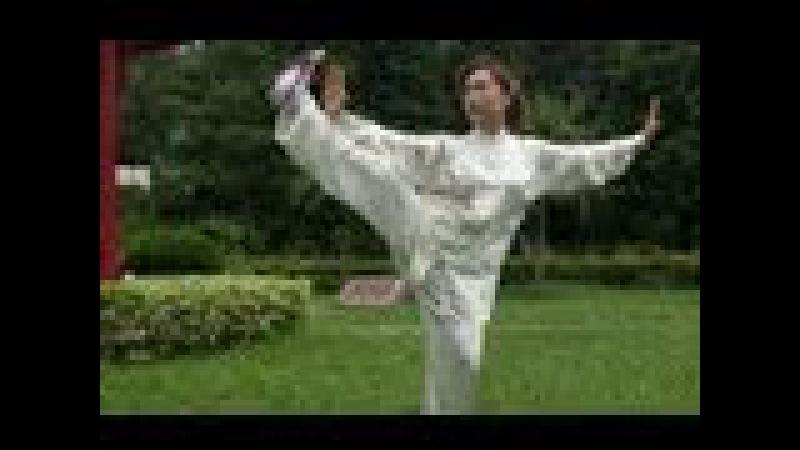徐鈿英太極拳教學系列 四十二式太極拳 42 form Taijiquan Online Teaching