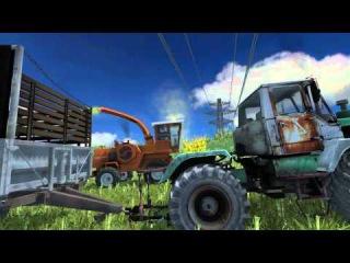 [Farming /Landwirtschafts Simulator 2013] Заготовка силоса