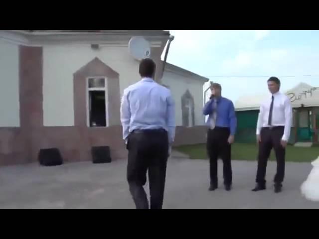 Никто не ожидал! Парень молодец на свадьбе | BigFail