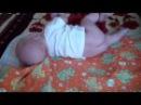 Зарядка для малыша. Развитие ребенка